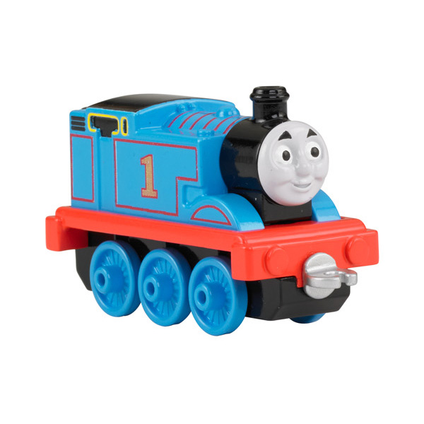 Mattel Thomas & Friends BHR65_9 Томас и друзья Паровозик Томас синий
