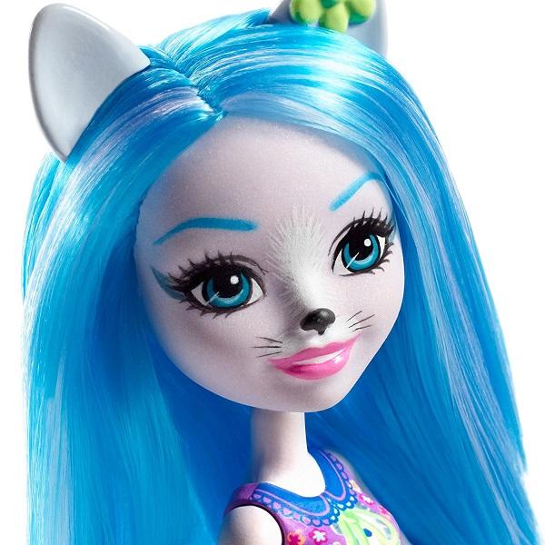 Mattel Enchantimals FRH40 Кукла с питомцем - Волчица Винсли