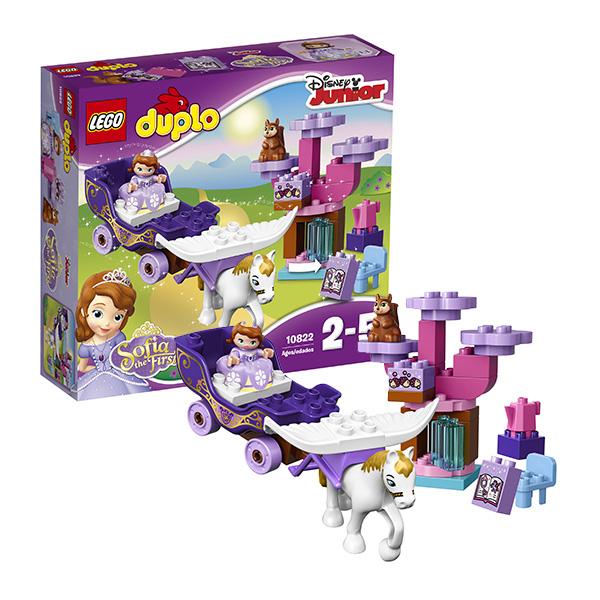 Lego Duplo 10822_9 Лего Дупло Волшебная карета Софии Прекрасной