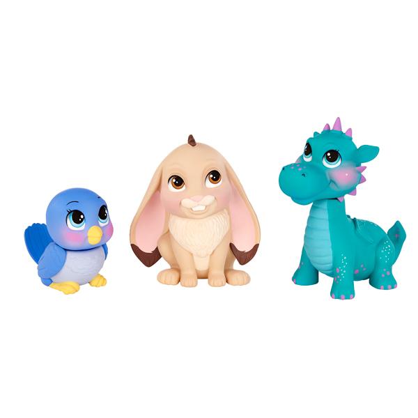 Disney Princess 931010 Игровой набор Принцессы Дисней София 37 см с 3 питомцами