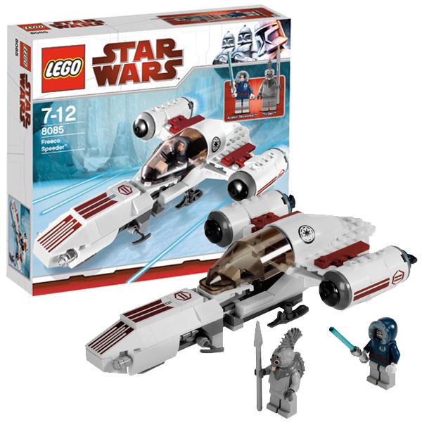 Lego Star Wars 8085 Конструктор Лего Звездные войны Спидер Фрико