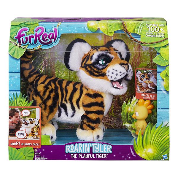Hasbro Furreal Friends B9071 Рычащий Амурчик, Мой игривый тигрёнок