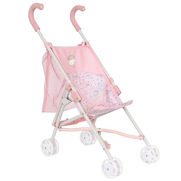 Zapf Creation Baby Annabell 1423621 Бэби Аннабель Коляска-трость с сеткой (2020) цена и фото