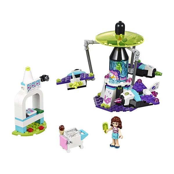 Lego Friends 41128 Лего Подружки Парк развлечений: Космическое путешествие