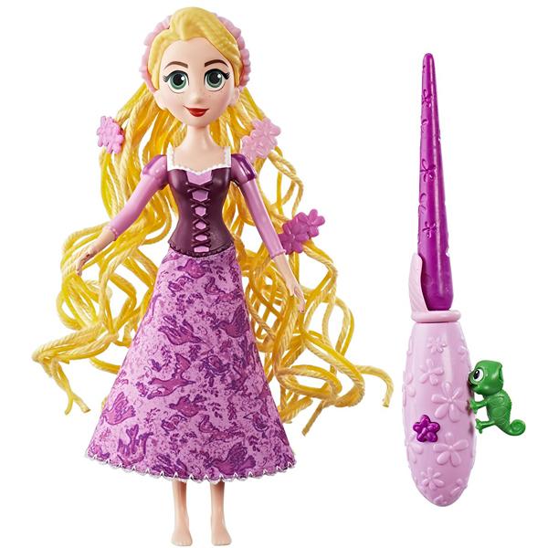 Hasbro Disney Princess E0180 Кукла Рапунцель и набор для укладки hasbro в5837 игровой набор башня рапунцель