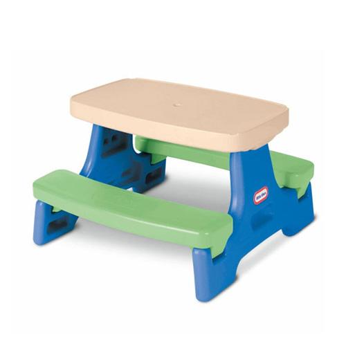 Little Tikes 632952 Литл Тайкс Стол с двумя скамейками