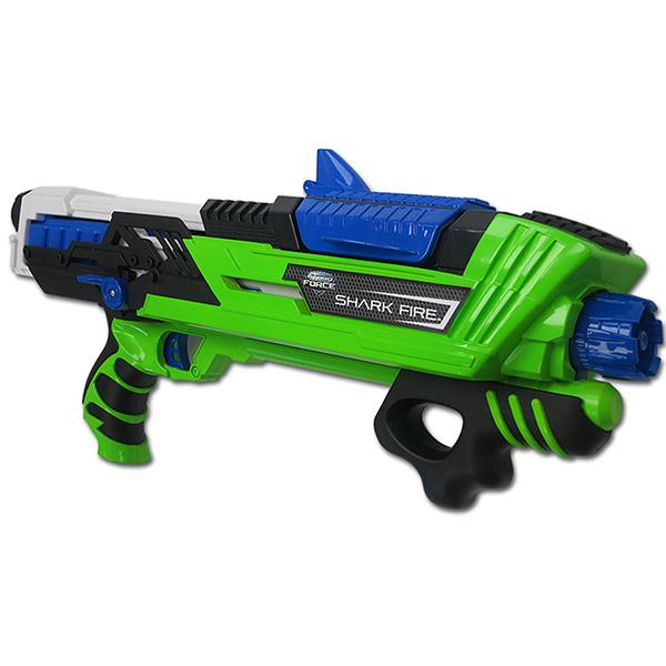 HydroForce ZG659 Гидрофорс водное оружие Sharkfire водное оружие hydro force side winder с картриджем на 300 мл
