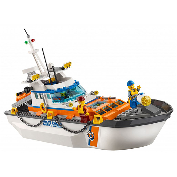 Lego City 60167 Конструктор Лего Город Штаб береговой охраны