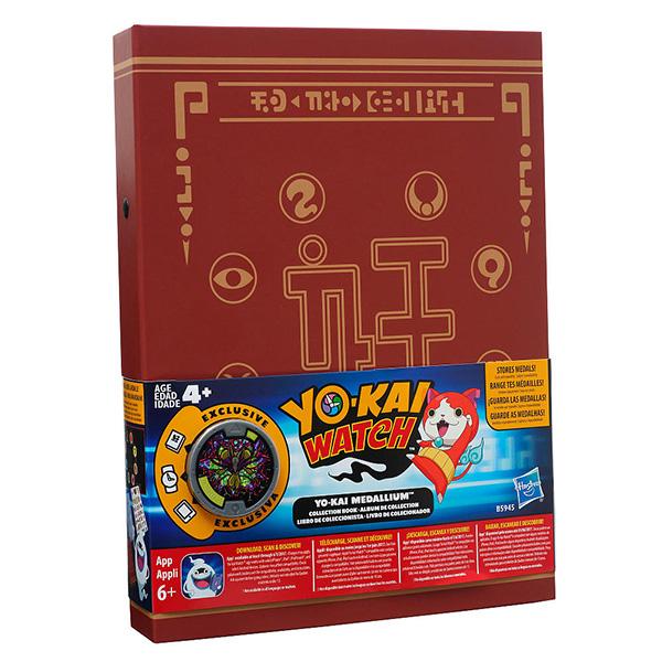 Hasbro Yokai Watch B5945 Йо-кай Вотч: Альбом Коллекционера