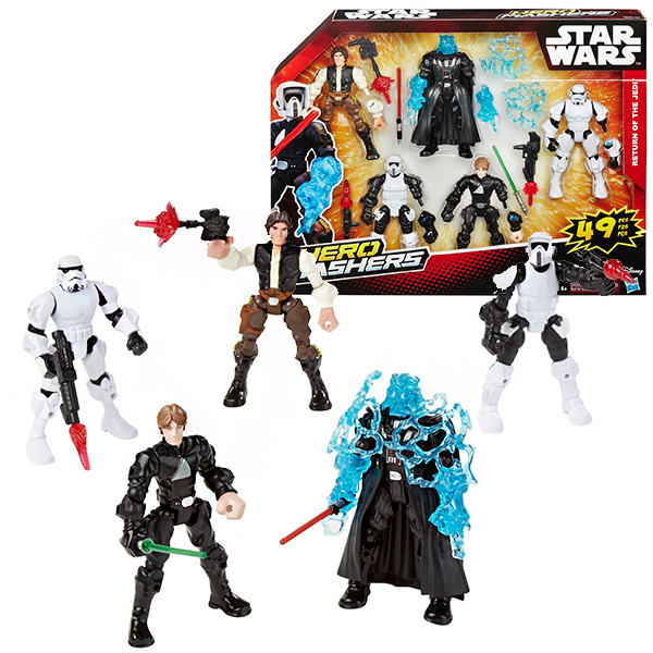 Hasbro Star Wars B3659 Звездные Войны Мультипак