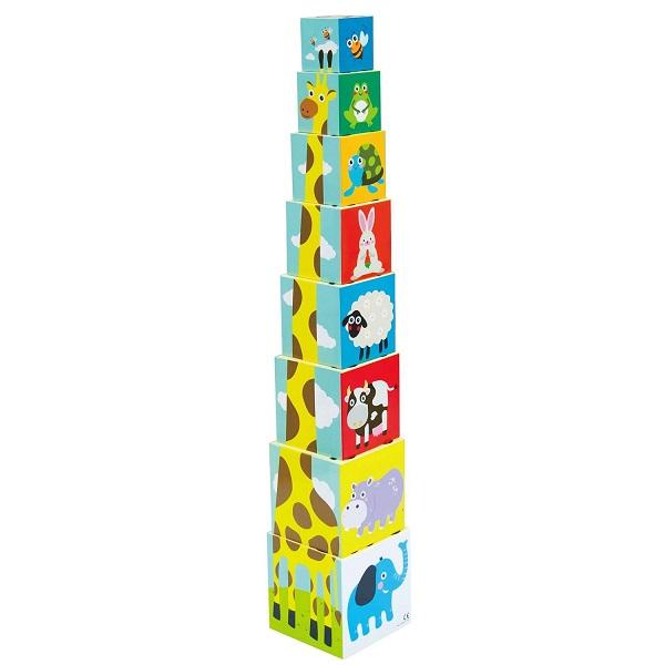 Фото - LITTLE HERO 3028A Развивающая игрушка Складные кубики hero 575