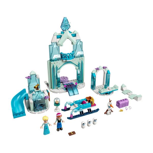 LEGO Disney Princess 43194 Конструктор ЛЕГО Принцессы Дисней Frozen Зимняя сказка Анны и Эльзы