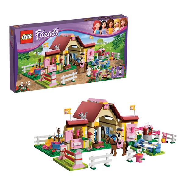 Lego Friends 3189 Городские конюшни