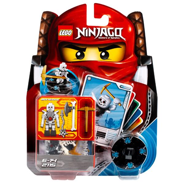 Lego Ninjago 2115 Конструктор Лего Ниндзяго Бонзай