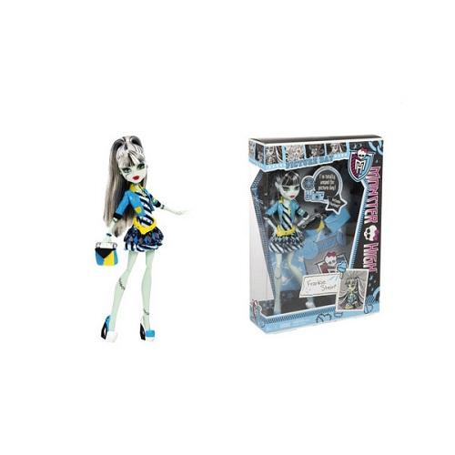 Mattel Monster High 4648X/1109689 Школа Монстров Кукла Монстр Хай Весна-Лето (в ассортименте)