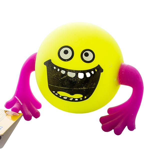 HGL SV12575 Резиновый мяч с мигающей подсветкой