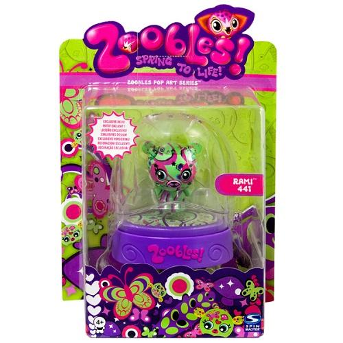 Zoobles 13231 Зублс декорированный