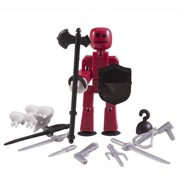 Stikbot TST620 Стикбот Фигурки с аксессуарами фигурка stikbot 8 см в ассортименте