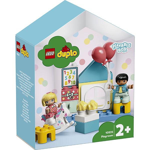 LEGO DUPLO 10925 Конструктор ЛЕГО ДУПЛО Игровая комната