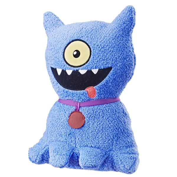 Hasbro UGLY DOLLS E4523/E4562 Мягкая игрушка Зубастер дог со звуковыми эффектами (33 см.)