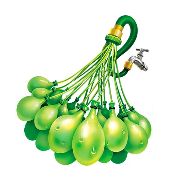 Bunch O Balloons Z5636 Набор с оружием-насосом, 100 шаров