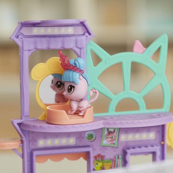 Hasbro Littlest Pet Shop C1202 Новый дисплей для петов