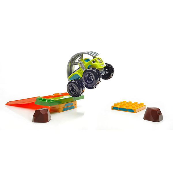 Mattel Mega Bloks DPH75 Мега Блокс Монстр - трак конструкторы mega bloks пиратский корабль