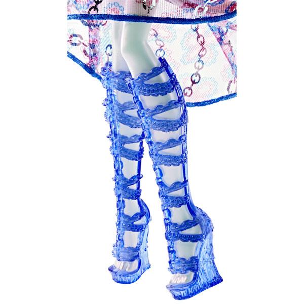Mattel Monster High DYP01 Поющая кукла Эри Хонгтингтон