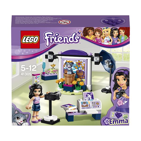 Lego Friends 41305 Конструктор Лего Подружки Фотостудия Эммы
