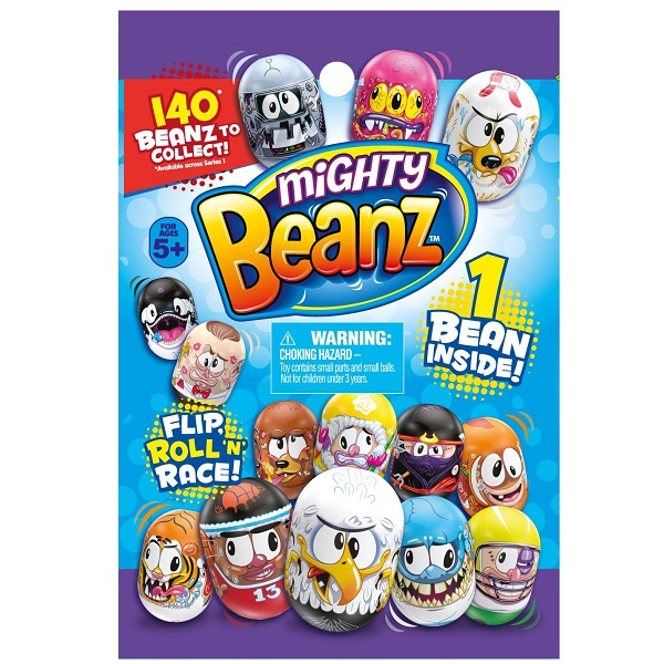 Mighty Beanz 66602MB 1 боб в фольгированном пакетике