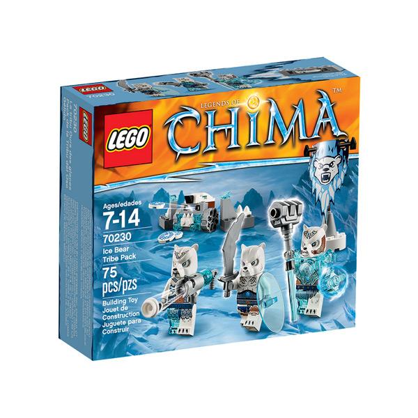 Лего Чима 70230 Конструктор Лагерь ледяных Медведей