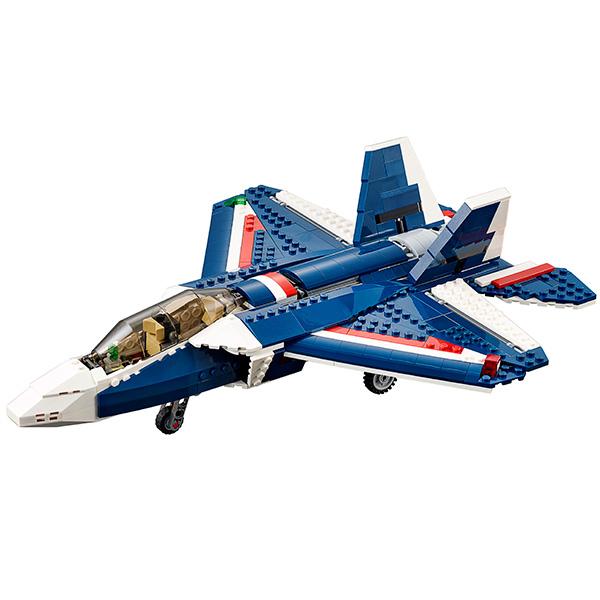 Конструктор Лего Криэйтор 31039 Синий реактивный самолет