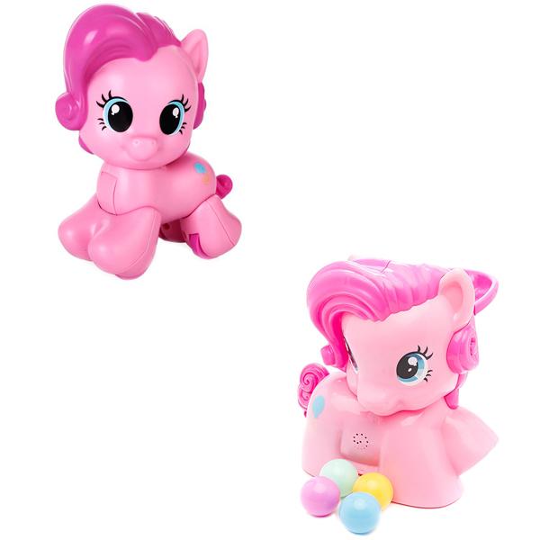 Hasbro Playskool B1647N Пинки Пай с мячиками + Моя первая пони