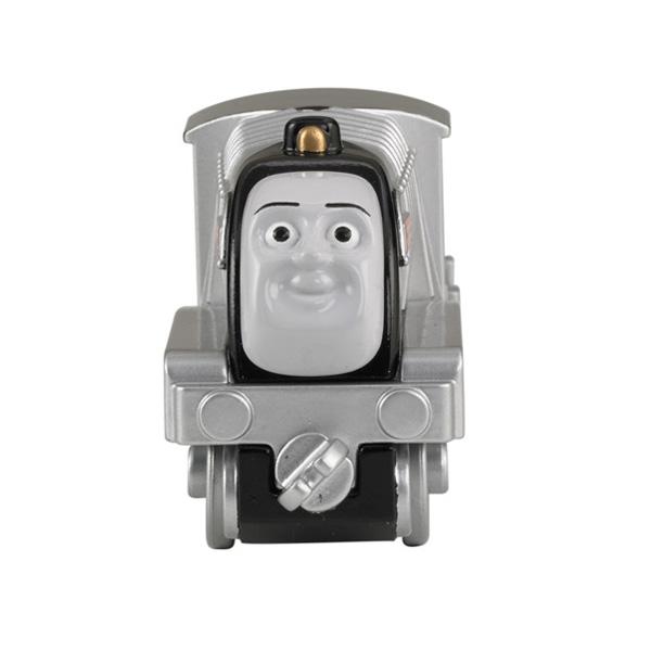 Mattel Thomas & Friends BHR77 Томас и друзья Паровозик Спенсер с прицепом