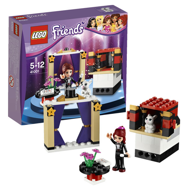 Конструктор Lego Friends 41001 Лего Подружки Мия - фокусница