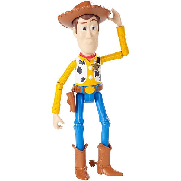 Mattel Toy Story FRX11 История игрушек-4, классические персонажи WOODY
