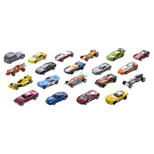 Mattel Hot Wheels H7045 Хот Вилс Базовые машинки