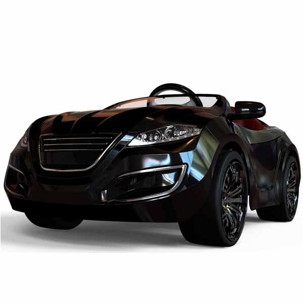 Henes Phantom Premium 783113 Детский электромобиль Хенес Фантом Премиум Черный