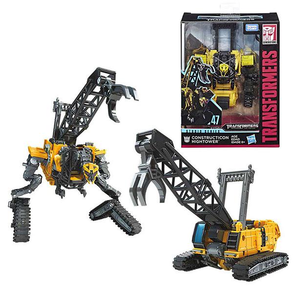 Hasbro Transformers E0701/E4709 Трансформер Хайтауэр 20 см. коллекционный hasbro transformers e0701 трансформер коллекционный 20 см lockdown