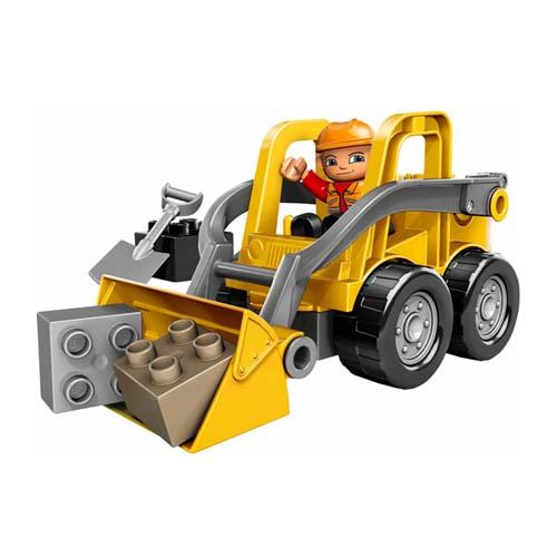 Lego Duplo 5650 Фронтальный погрузчик