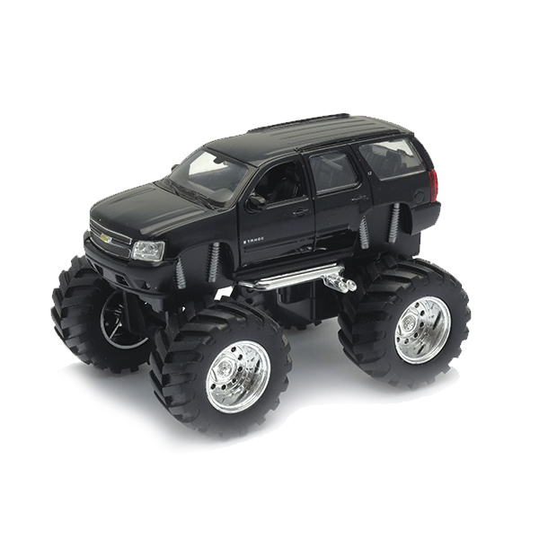 Welly 47002 Велли Модель машины 1:34-39 Chevrolet Tahoe Big Wheel chevrolet tahoe у дилера