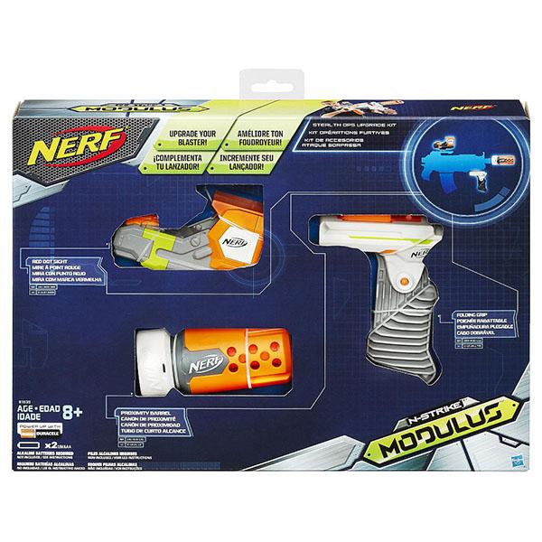 Hasbro Nerf B1535 Нерф Модулус сет2: Специальный агент