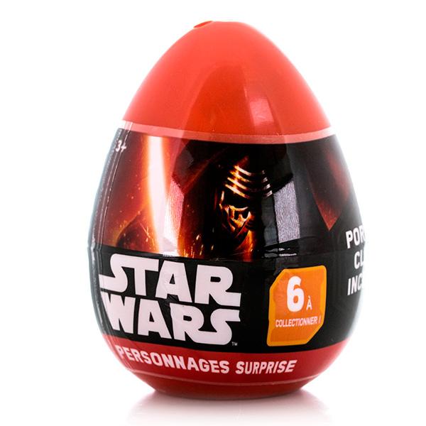 Mystery Egg 280261-PC Яйцо с фигуркой Звездные войны (в ассортименте)