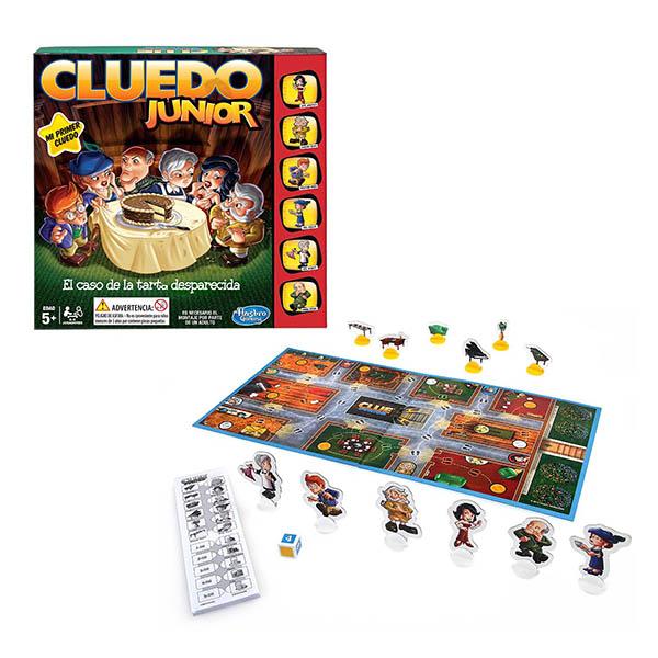 Hasbro Other Games B0335 Настольная игра Моя первая игра - Клуэдо настольная игра hasbro hasbro настольная игра games игра клуэдо обновленная