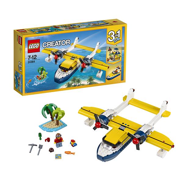 Lego Creator 31064 Лего Криэйтор Приключения на островах конструкторы lego lego игрушка криэйтор магазин по продаже игрушек и продуктов номер модели 31036 lego creator