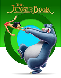 Книга Джунглей (Jungle Book)