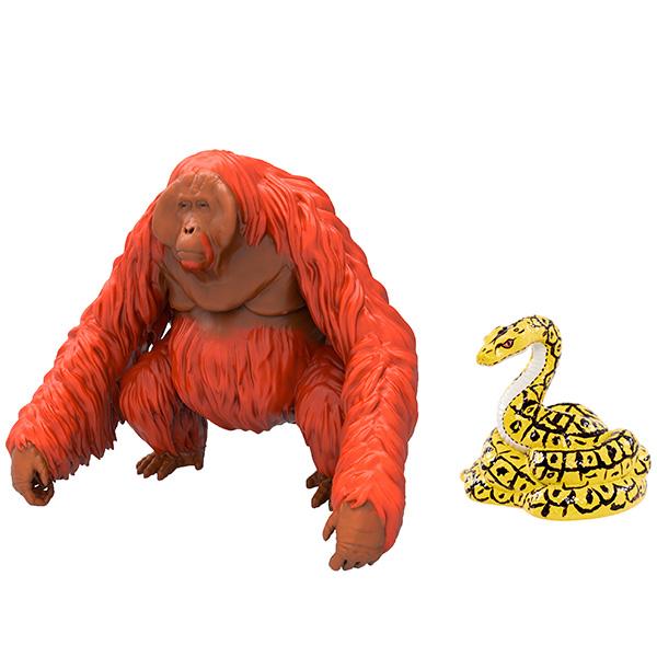 Jungle Book 23255 Книга Джунглей 2 фигурки в блистере (в ассортименте)