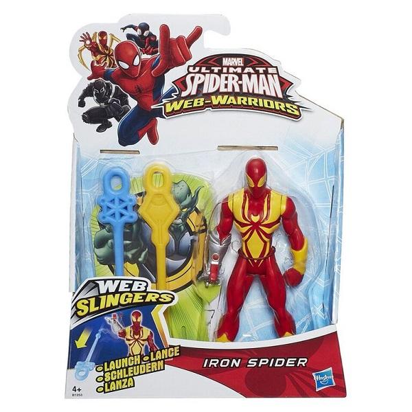 Hasbro Spider-Man B0571 Боевые фигурки Человека-Паука (в ассортименте)