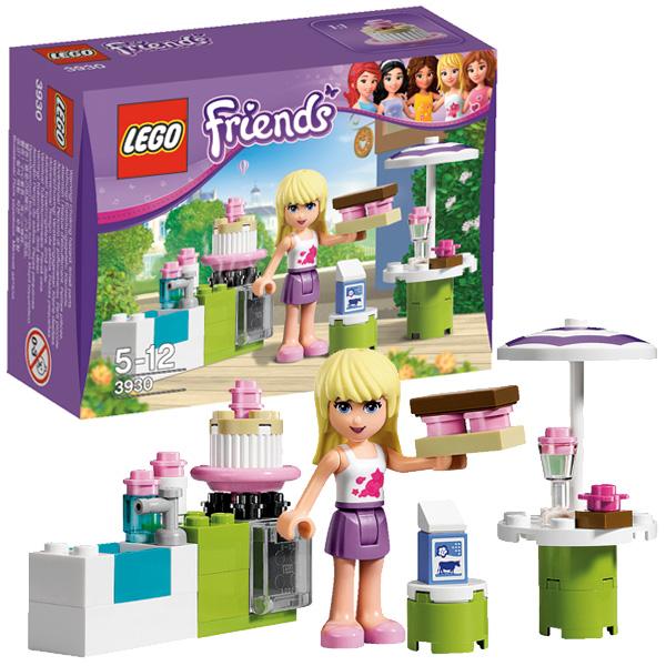 Lego Friends 3930 Конструктор Кондитерская Стефани
