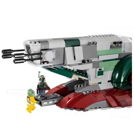 Lego Star Wars 8097 Конструктор Лего Звездные войны Корабль Слейв I